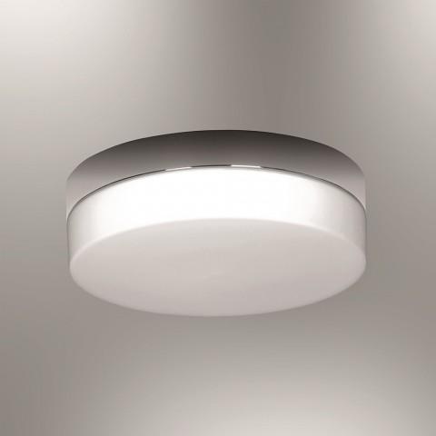 LAMPA WISZĄCA LED OZCAN 6966-1A LEDOWY ZWIS 1x5W SZKŁO
