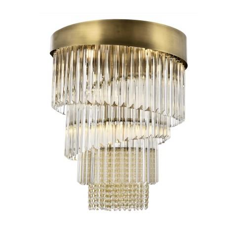 Biała lampa wisząca ozcan salon sypialnia jadalnia 3970-2 lampa