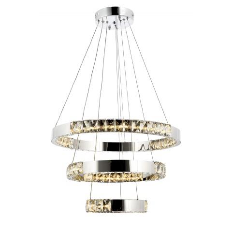 Lampa wisząca żyrandol ozcan 3100-1a sypialnia salon nad stół
