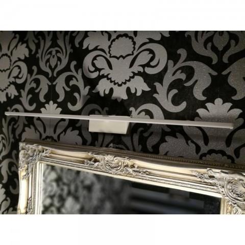 Nowoczesna biała lampa sufitowa plafon  led 145w  ozcan salon sypialnia jadalnia 5647-2 lampa lampa