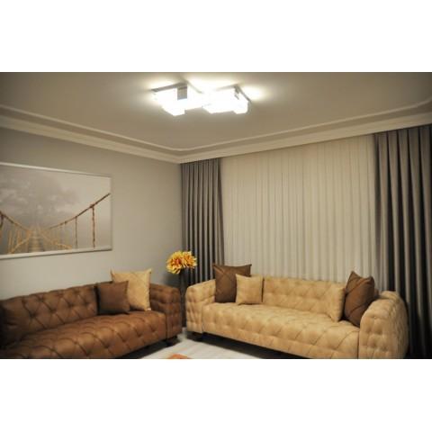 Lampa wisząca ozcan jadalnia sypialnia salon 6445-9a lampy