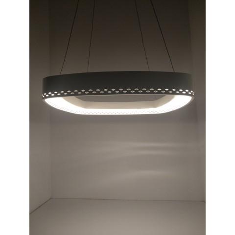 Lampa wisząca ozcan jadalnia sypialnia salon 6445-7as lampy