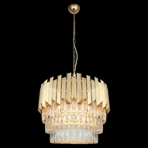 Plafon łazienkowy 30cm lampa ozcan 1405-30 plafon srebro mat