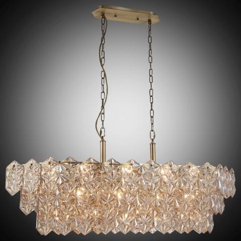 Biały plafon ledowy lampa led ozcan 5648-2 salon kuchnia łazienka mocne światło