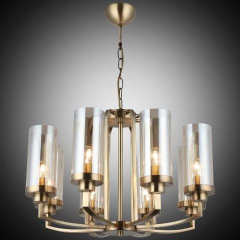 Srebrny plafon ledowy lampa led ozcan 5637-3a chrom salon kuchnia łazienka mocne światło