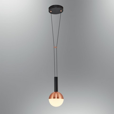 Nowoczesna lampa wisząca  ozcan  salon sypialnia jadalnia 5628-3as  lampa