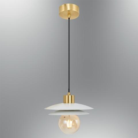 Nowoczesna lampa wisząca ozcan salon sypialnia jadalnia 5630-5as lampa