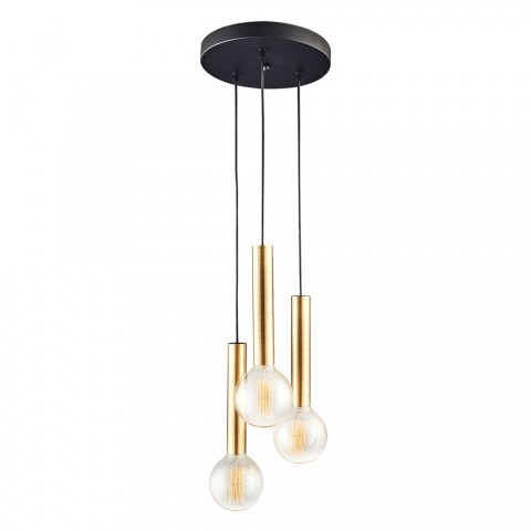 Lampa wisząca ozcan jadalnia sypialnia salon 6445 3a lampy