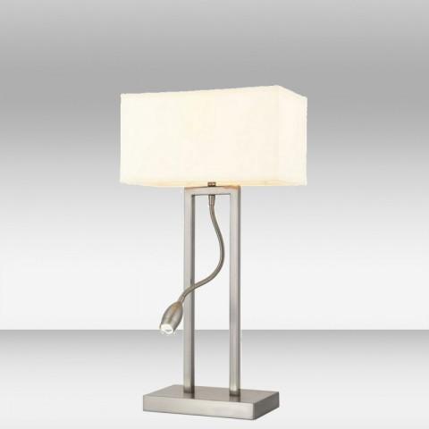 lampki biurkowe z abażurem