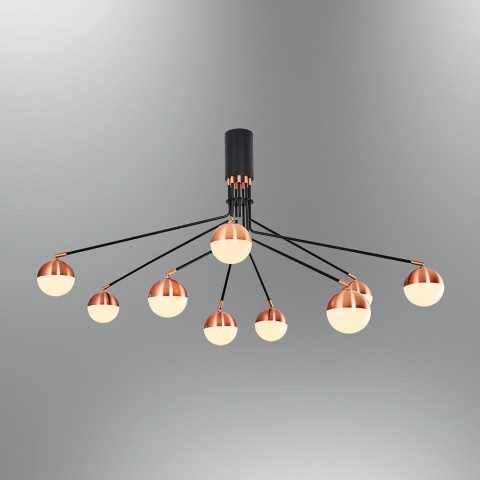 Lampy sufitowe do salonu - Lampa sufitowa do salonu