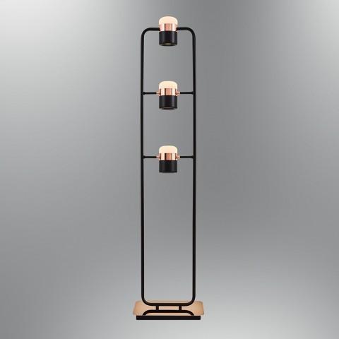 Lampy podłogowe do salonu - Lampy stojące do salonu - Lampa stojąca do salonu