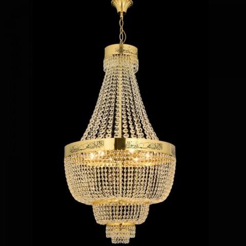Żyrandole kryształowe - Lampy kryształowe - Żyrandole kryształowe do salonu