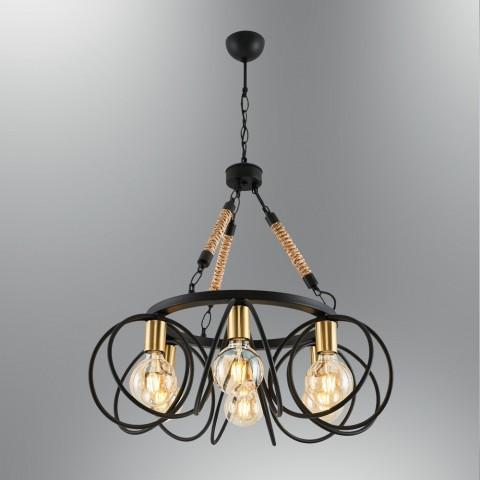 lampy wiszące industrialne