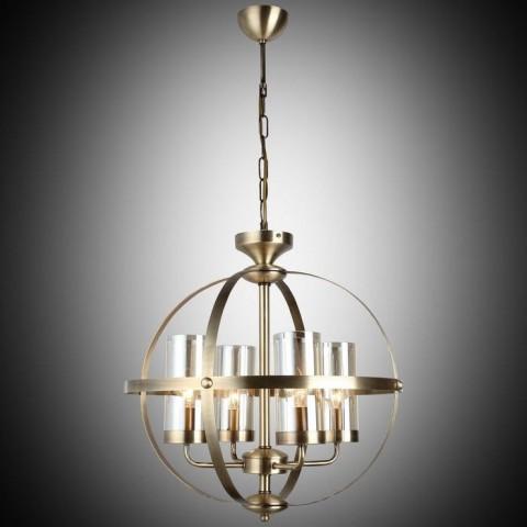 Lampa mosiężna wisząca - Lampy wiszące mosiężne