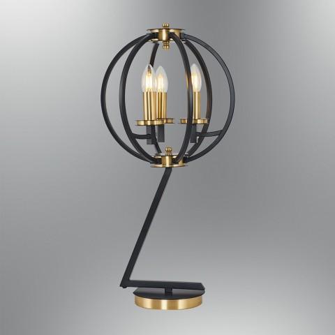 Lampa vintage stojąca - Lampy stojące vintage