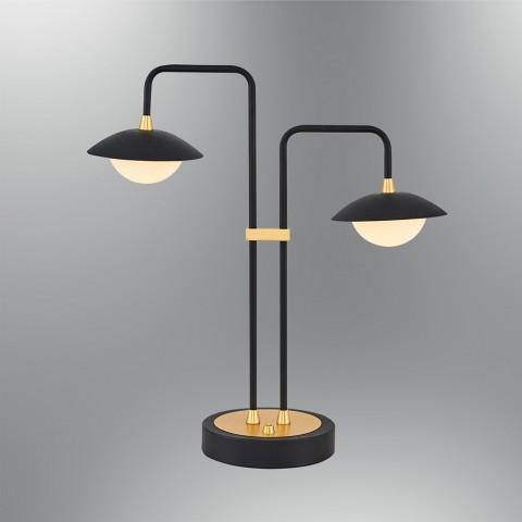 Lampa stojąca loftowa - Lampa industrialna stojąca - Lampa loftowa stojąca