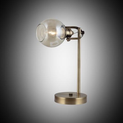 Lampa mosiężna stojąca - Lampy stojące mosiężne
