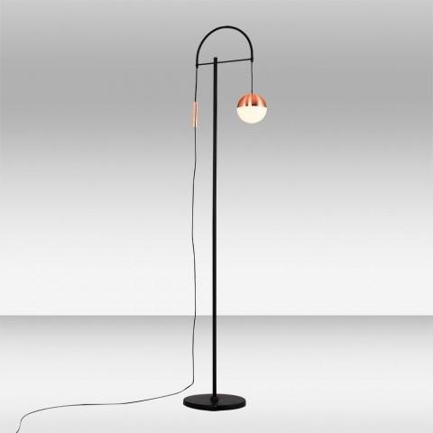 lampy podłogowe z włącznikiem