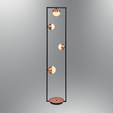 Lampa podłogowa nowoczesna - Lampy podłogowe nowoczesne
